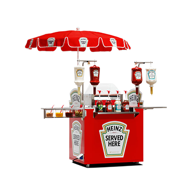 Heinz Hot Dog Stand