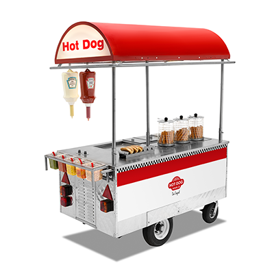 Hot Dog Steamer Cart Sale
